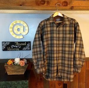 Vintage Pendleton Flannel 60's